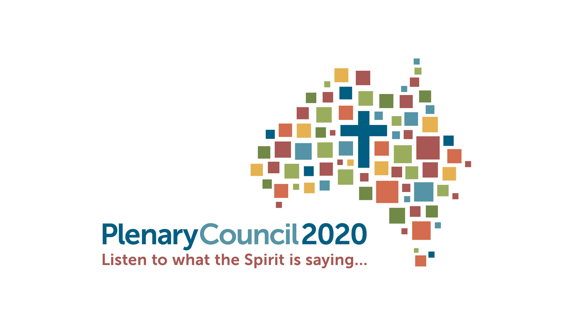 Plenary council logo